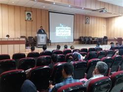 برگزاری همایش ازایده تاکسب وکار در مرکز رشد و نوآوری دانشگاه پیام نور مرکز زرین شهر