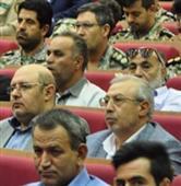 برگزاری مراسم هفته دولت با حضور دکتر رحمانی فضلی وزیرکشوردراستان آذربایجان شرقی