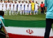 توهین بی شرمانه بحرینیها در زمان خواندن سرود ملی ایران + فیلم