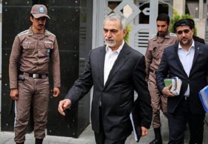 برادر رئیس جمهور در زندان اوین پذیرش شد