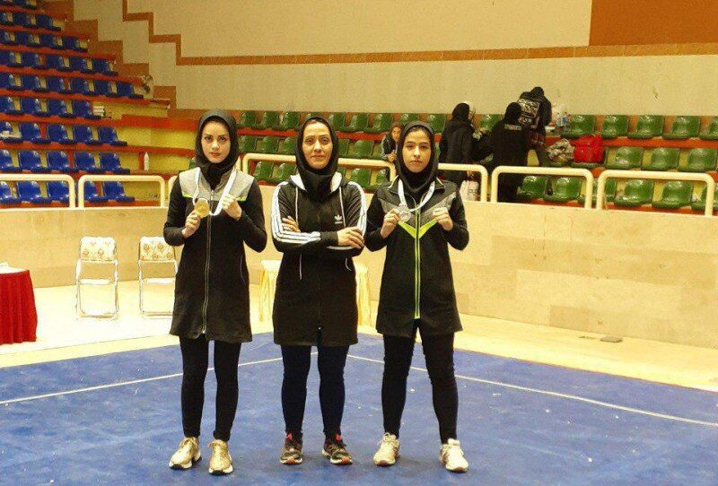 راهیابی دختران پیام نور زنجان به مسابقات ووشوی قهرمانی دانشجویان جهان