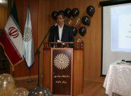 مراسم تکریم از دانشجویان جدیدالورود برگزار شد