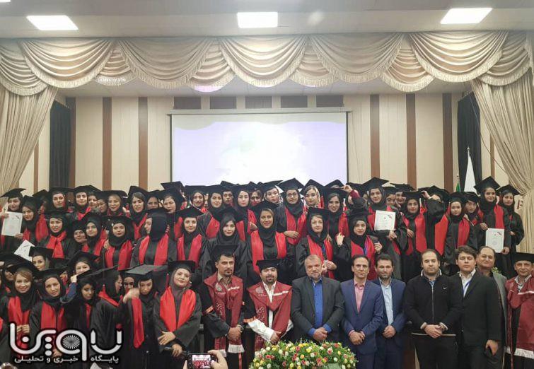 گزارش تصویری؛ جشن یک هزار و ۳۳۰ دانش آموخته دانشگاه پیام نور استان تهران