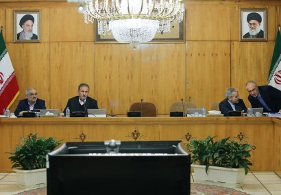 بیانیه دولت در خصوص وقایع اخیر کشور