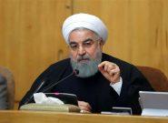 روحانی: مردم از فردا آماده سختگیریهای بیشتر باشند