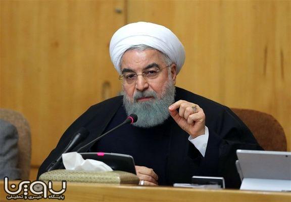 روحانی: مراکز تجاری تا ۱۵ فروردین تعطیل شوند