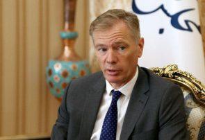 ماجرای بازداشت سفیر انگلیس مقابل دانشگاه
