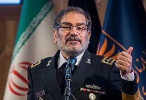 روایت شمخانی از جنگ هیبریدی آمریکا علیه ایران