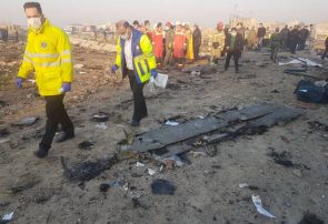 سقوط هواپیمای مسافربری اوکراینی، بر اثر خطای انسانی و شلیک سپاه بود