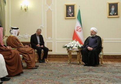 امیر قطر در تهران؛ شیخ تمیم به دنبال چیست؟