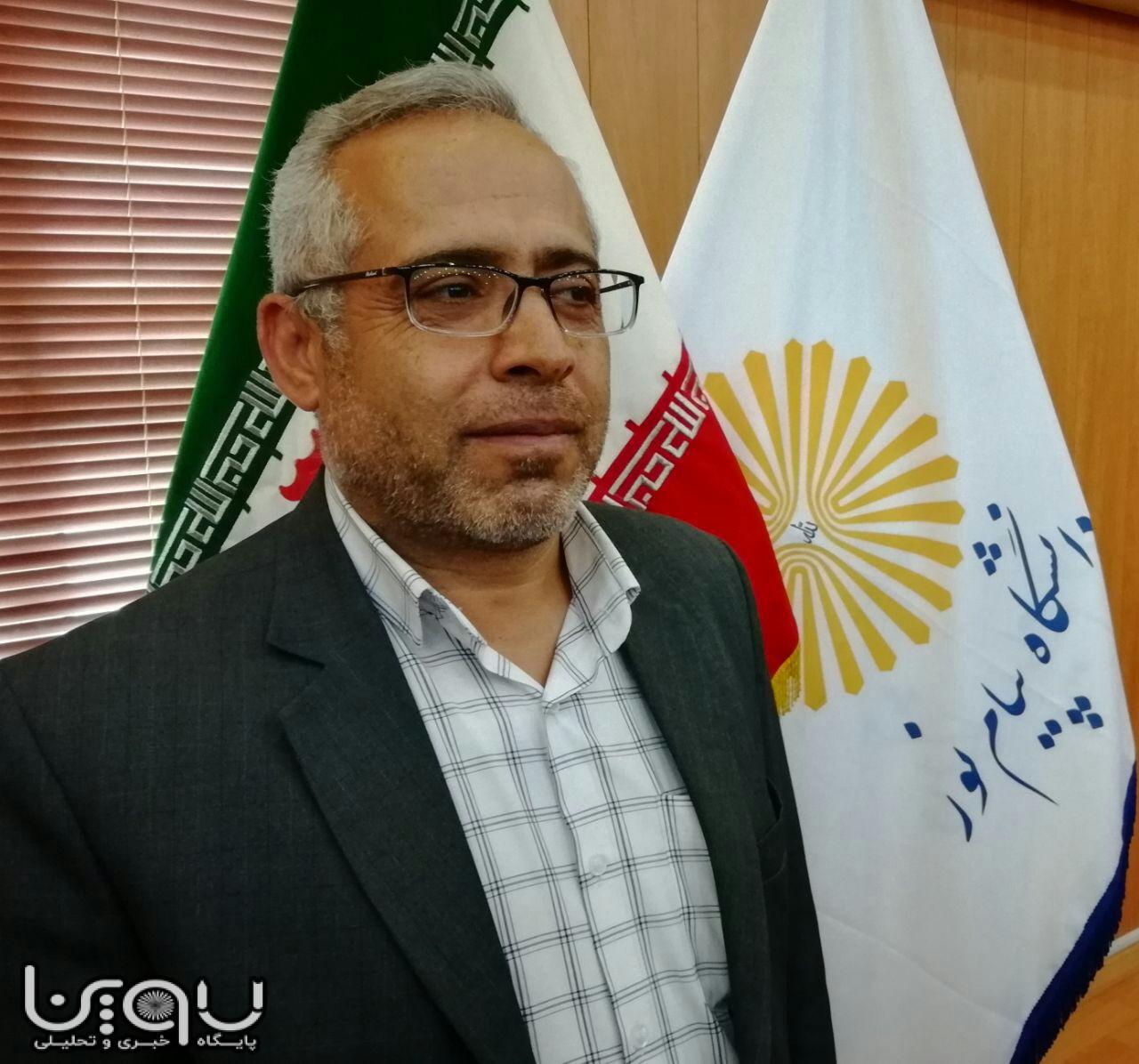 حکم رئیس مرکز نظارت و ارزیابی وزارت علوم برای عضو علمی دانشگاه پیام نور