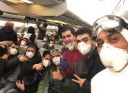 نتیجه تست کرونا دانشجویان ایرانی اعلام شد