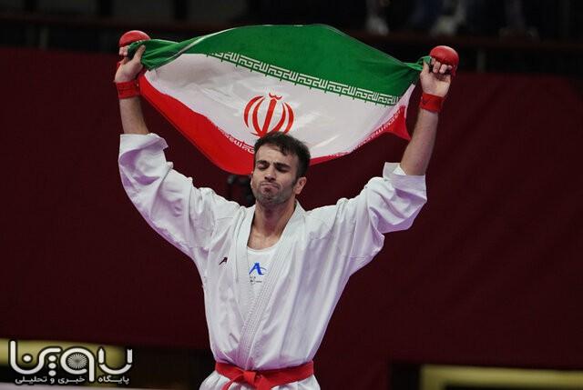نخستین المپیکی  ۲۰۲۰ کاراته ایران انتخاب شد
