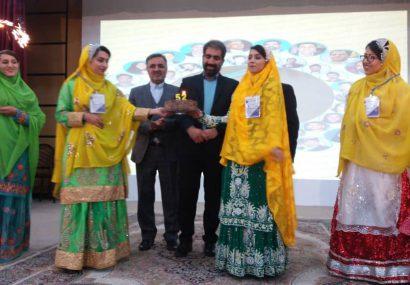 آیین اختتامیه جشنواره دستاوردهای دانشجویی به میزبانی دانشگاه پیام نور سمنان