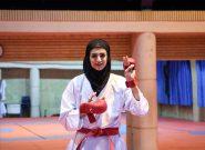 افتخار آفرینی فارغ التحصیل دانشگاه پیام نور شیراز در مسابقات کاراته جهان