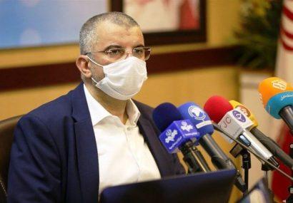 حریرچی: هر ساعت ۴۳ ایرانی به کرونا مبتلا میشوند