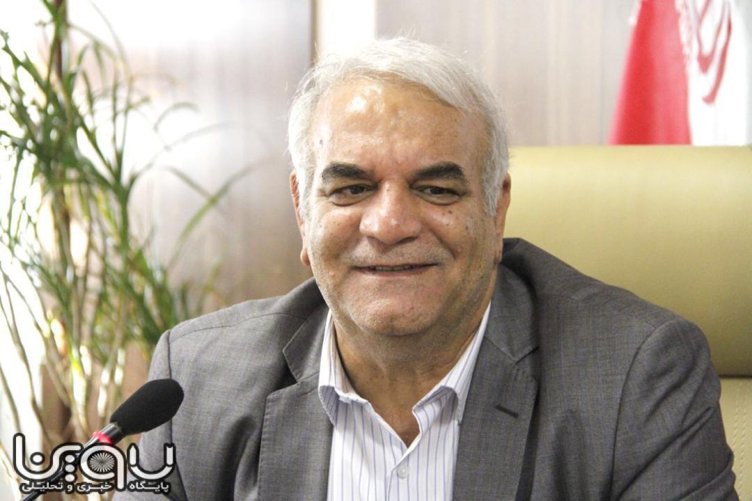 دکتر محمدرضا زمانی آغاز سال نو شمسی را تبریک گفت