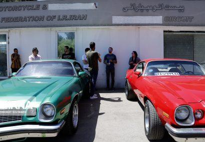 آغاز تمرینات موتور سواری و اتومبیلرانی در پیست های آزادی