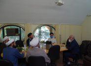 نشست مسولین دفتر نهاد رهبری منطقه یک دانشگاه پیام نور با حضور ریاست عالیه دانشگاه
