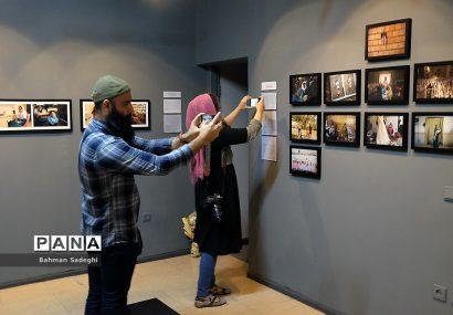 اولین نمایشگاه گروهی عکس کمیته بانوان انجمن صنفی عکاسان مطبوعات ایران