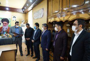 رئیس جدید دانشگاه پیام نور ماهشهر معارفه شد