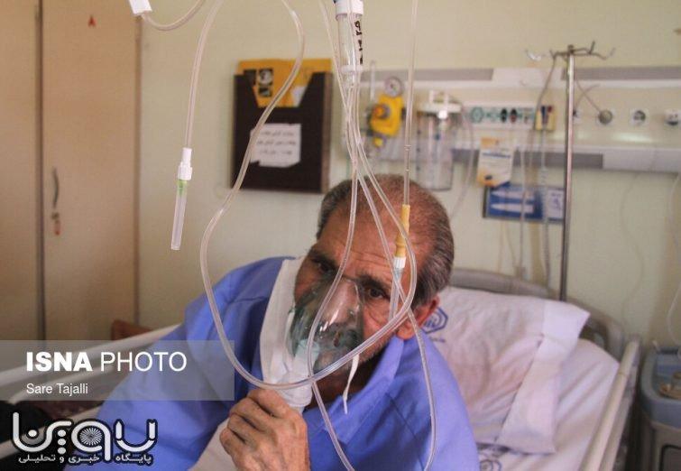 بیمارستان پیامبر اعظم کرمان در شرایط کرونایی