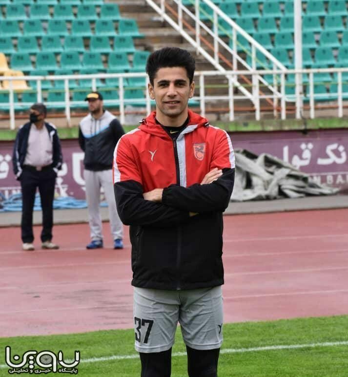 دانشجوی دانشگاه پیام نور به تیم لیگ برتری مس رفسنجان پیوست