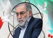 بیانیه بسیج اساتید دانشگاه پیام نور در پی ترور محسن فخری زاده
