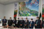 افتتاح سمن زیست محیطی دوستان زمین و زمان در دانشگاه پیام نور استان ایلام
