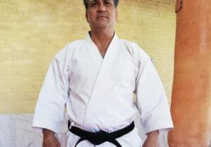 مدیرتربیت بدنی دانشگاه پیام نور فارس، نائب رئیس سازمان ورزشهای رزمیEIKO آسیا شد