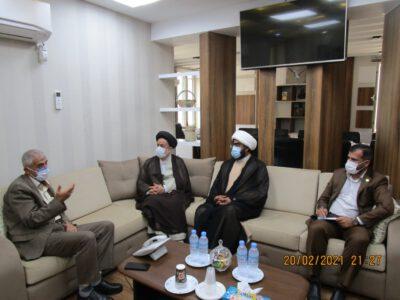 مسئول نهاد نمایندگی رهبری در دانشگاه پیام نور: خدمت کردن در ابوموسی، جهاد است
