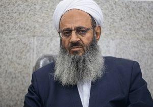 حمایت مولوی عبدالحمید از رئیسی در انتخابات ۱۴۰۰