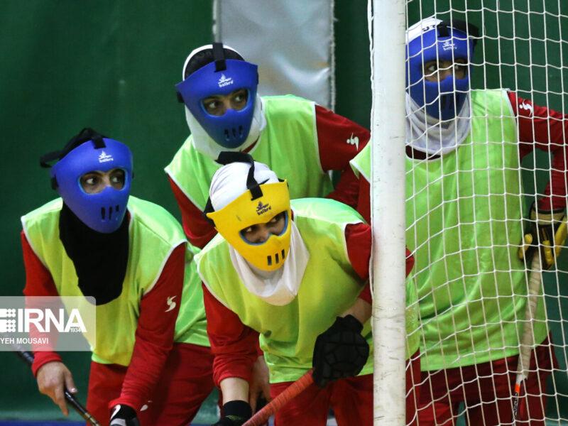 اردوی آماده سازی تیم ملی هاکی بانوان
