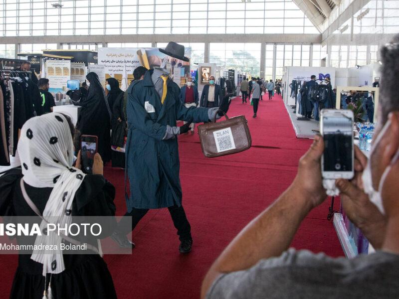 اولین نمایشگاه بینالمللی تخصصی زنجیره ارزش پوشاک